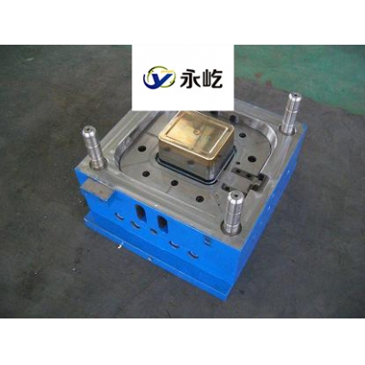 Injection Plastic Thin Wall Container Mould