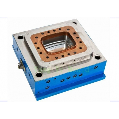 Membrane withThin Wall Container Mould 3